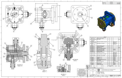 Older Version (V3) Particle Detector Support Mechanism